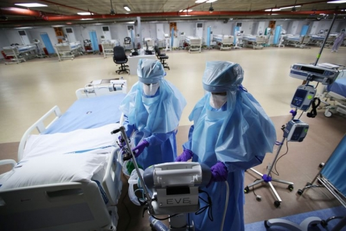 New 585 coronavirus cases, three more deaths