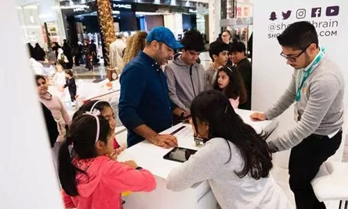 Shop Bahrain offers a bundle of activities