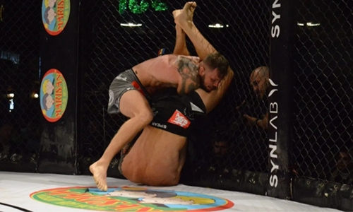 Brewin triumphs at Brave 28