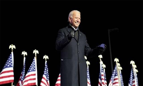 Biden lead widens in US election, but no victory call so far
