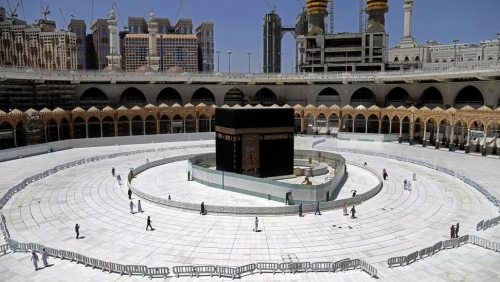 Saudi to reopen mosques in Mecca today