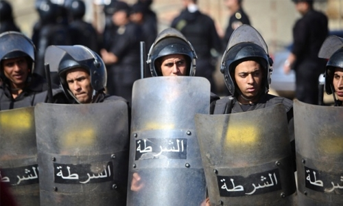 Egypt declares a three-month state of emergency