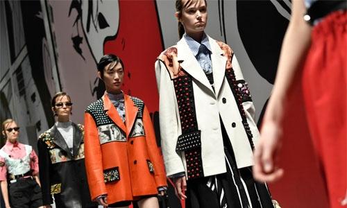 Prada designer says her work more important than sales