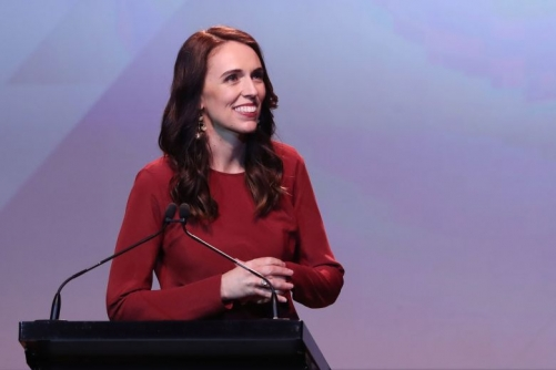 New Zealand's Ardern to form government