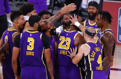 Los Angeles Lakers qualify for the NBA Final for the first time