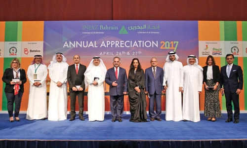 INJAZ 'Company of the Year' contest winners announced