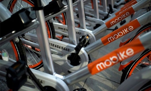 China's Mobike raises $600 mn to fund bike-sharing expansion