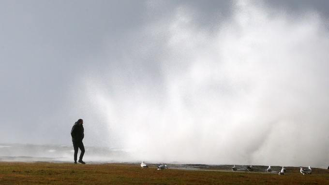 Storm Dennis hits Scotland