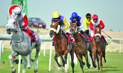 News Breaker rides to win