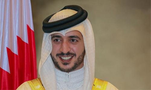 Shaikh Khalid hails achievements of junior paralympic team