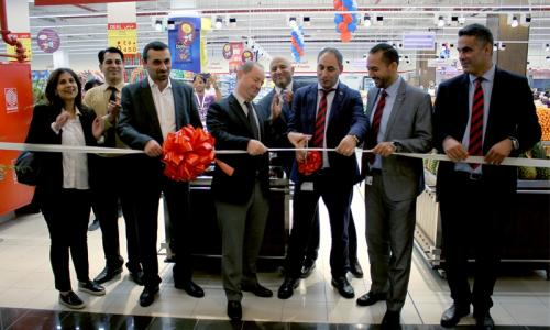 Carrefour opens outlet in Oasis Mall at Juffair