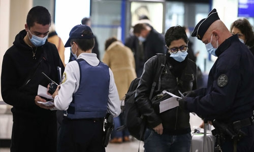 France travel restrictions on Bahrain passengers 'lifted'