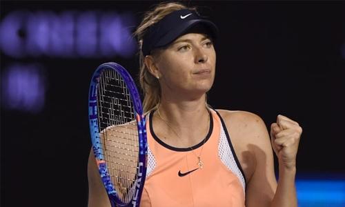 Sharapova receives invite to WTA Stanford event