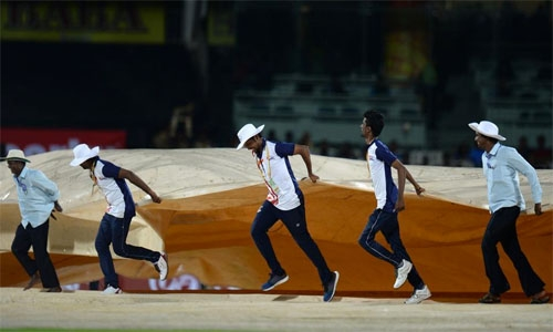 Rain threatens second India-Australia ODI