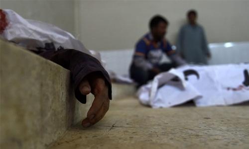 Roadside bomb kills 9 in Pakistan