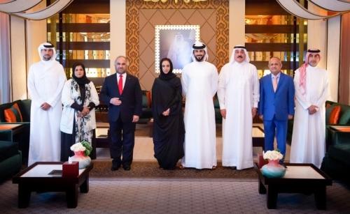 HH Shaikh Nasser hails INJAZ Bahrain role