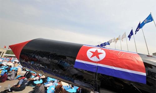 Bahrain condemns North Korea's nuclear test