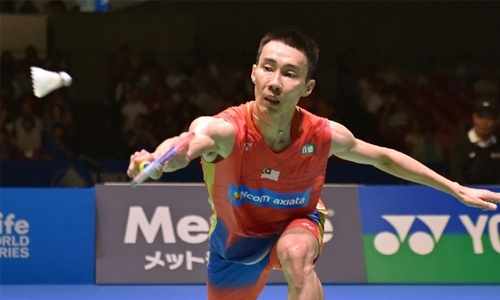 Lee bags sixth Japan Open title