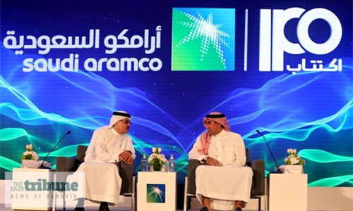 Saudi to limit Aramco index weighting with cap