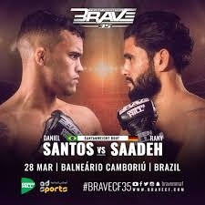 Two more huge fights added to Brave 35