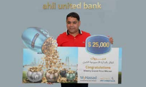 AUB names MyHassad weekly, monthly winners for July