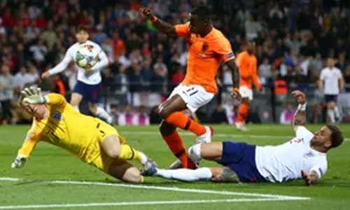 Netherlands outclass England to reach Nations League final