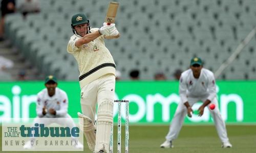 Labuschagne ton as Australia take advantage of Kiwis