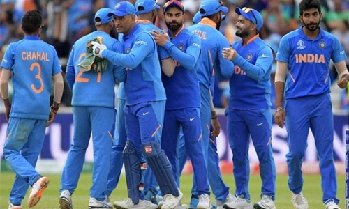 How the idea of 'India' developed on the cricket field?