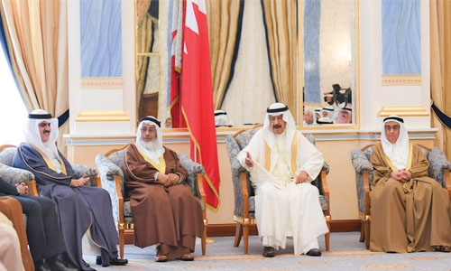 Bahrain's development on right track: Premier