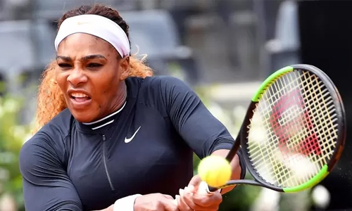 Serena withdraws from Italian Open with injury