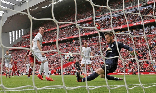 United frustrate Liverpool in disappointing derby