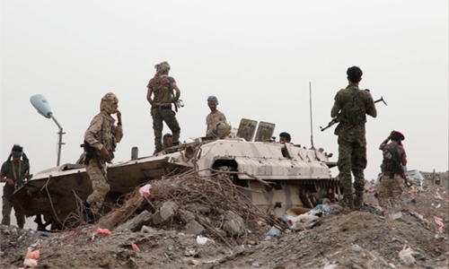 Yemeni government and Coalition call for Aden ceasefire