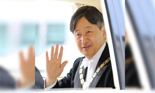 Japan's emperor Naruhito to attend Olympic opening ceremony