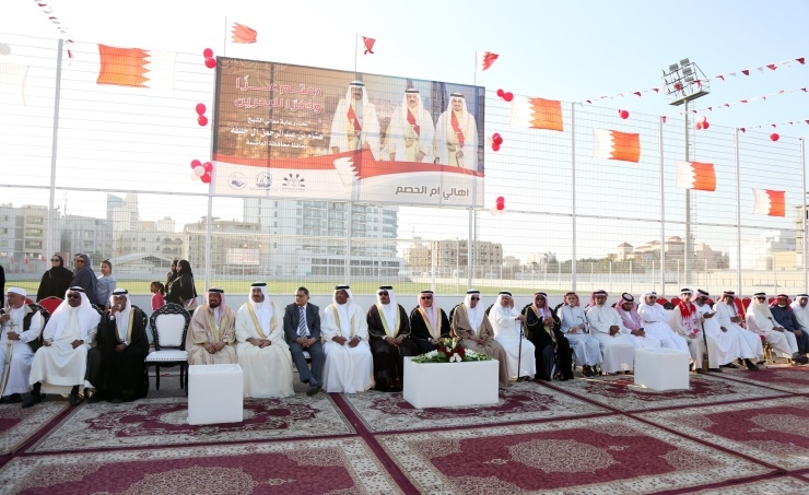 Capital Governor attends National Day festivities