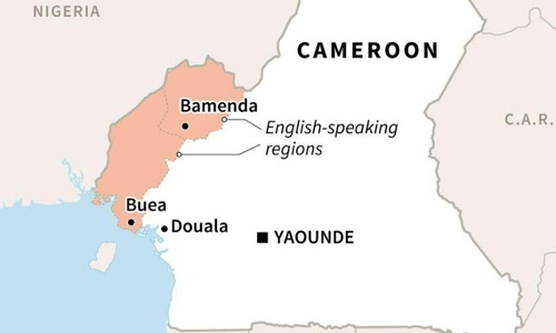 4 killed as hospital torched in Cameroon's anglophone west