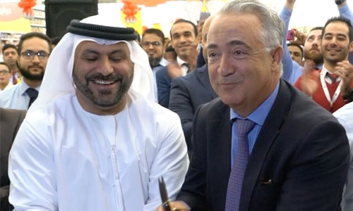 Carrefour opens flagship hypermarket at Bahrain Mall