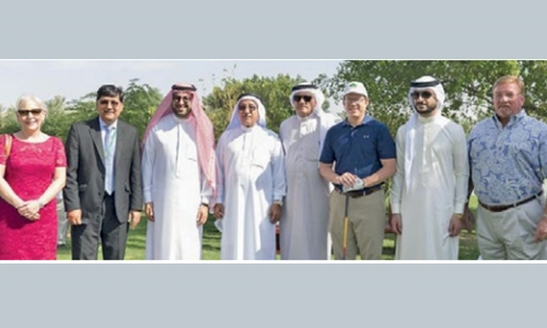 AMH Charity Golf Tournament set to tee-off