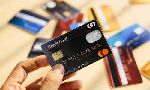 Chinese man accused of using forged credit cards