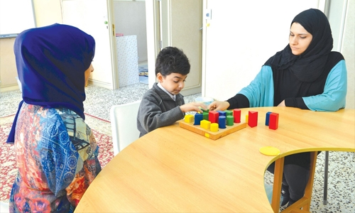 Bahrain ensures the right of special needs children to education