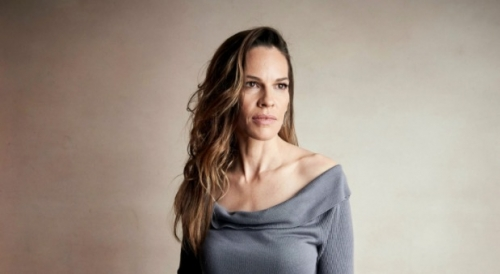 Hilary Swank says she developed severe claustrophobia while filming in a spacesuit for 'Away