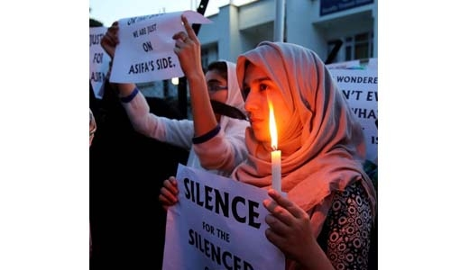 India says 'no mercy to rapists'