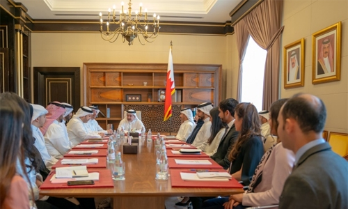 Bahrain committed to investing in youth