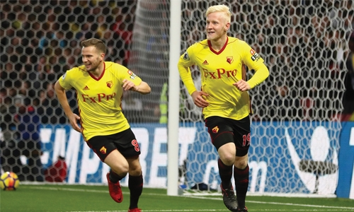 Watford ease to victory