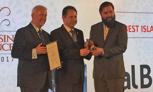 AGB wins number of Islamic Business and Finance Awards