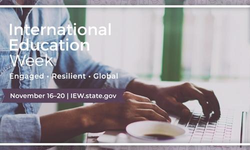 US Embassy highlights International Education Week and Global Entrepreneurship Week