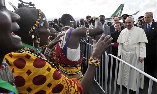 Pope slams rich elite over 'dreadful injustice' to poor