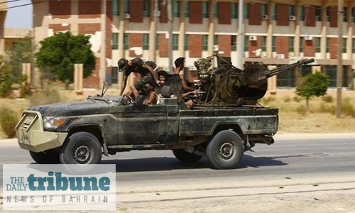 Libya's Haftar announces 'decisive battle' for Tripoli