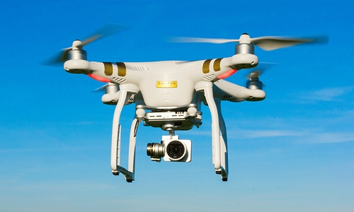 Britain expands drone no-fly zones