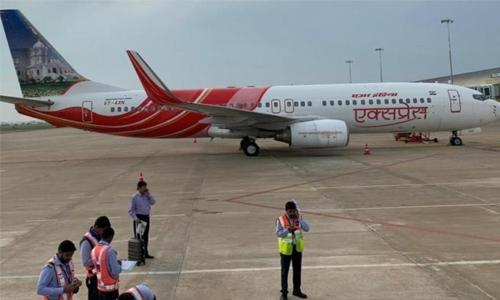 Air India Express flight makes emergency landing at Kerala airport