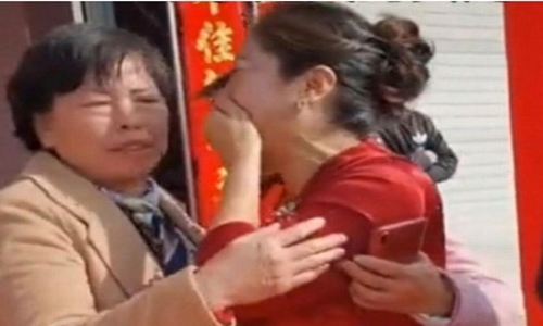 Woman finds son's bride is her long-lost daughter